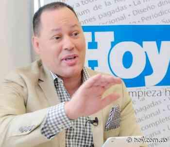 Francisco Camacho lleva alegría a deportistas de Puerto Plata - Hoy Digital (República Dominicana)