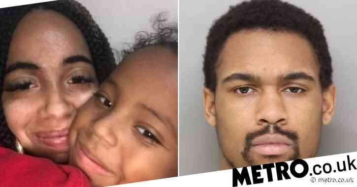 Man 'killed lover – then dropped her terrified son, 3, to his death in deep river to cover his tracks'