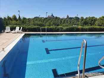 Seine-et-Marne. A Provins, le centre aquatique rouvre son bassin extérieur aux sportifs - La République de Seine-et-Marne