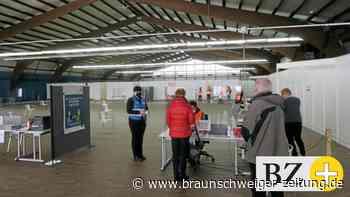 Wolfenbütteler Impfzentrum: Bisher 1629 Menschen geimpft