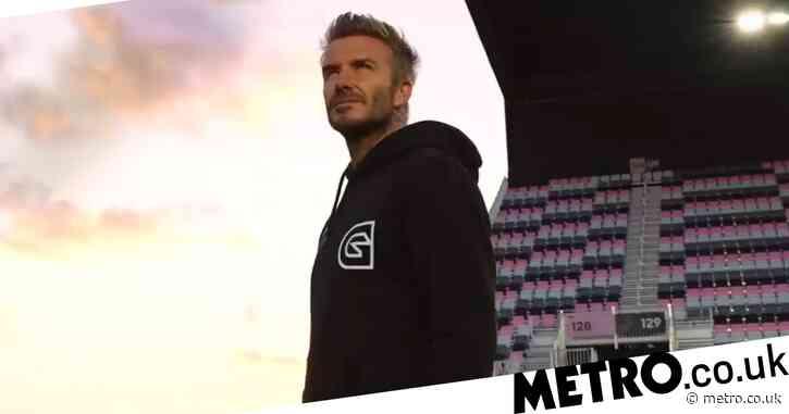 David Beckham critiques goals scored by Guild Esports' FIFA 21 players