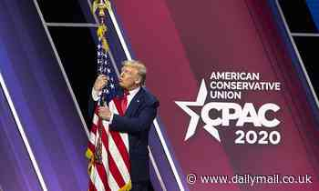 Donald Trump will use CPAC comeback speech to repeat false claim he won the election