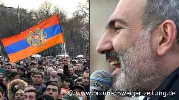 """Armenien: Regierungschef denunziert """"Putschversuch"""""""