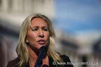 Marjorie Taylor Greene calls Liz Cheney 'a fool' for criticising Trump