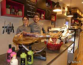 Yvelines. Le restaurant El Cortador de Saint-Germain-en-Laye propose une épicerie fine - actu.fr