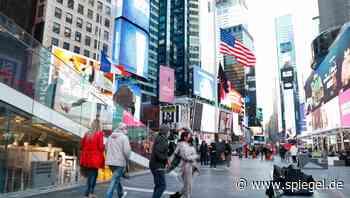 Covid-19: Neue Corona-Mutation in New York beunruhigt Wissenschaft - DER SPIEGEL