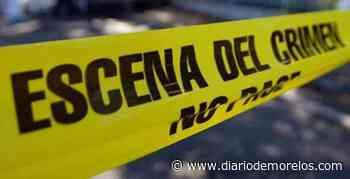 Ultiman a taquero en Puente de Ixtla - Diario de Morelos