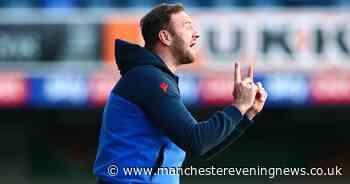 Bolton Wanderers boss Ian Evatt on facing old club Barrow, Santos and John, and team rotation - Manchester Evening News