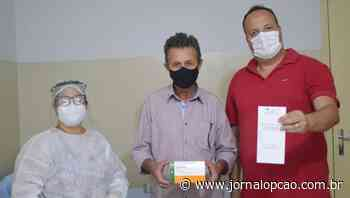 Prefeito de Ipameri pede prioridade na vacinação para região da Estrada de Ferro - Jornal Opção