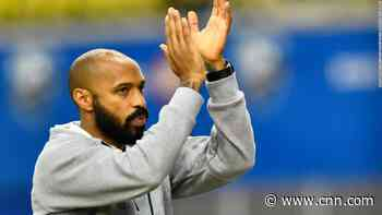 Thierry Henry steps down as coach of CF Montreal due to family reasons