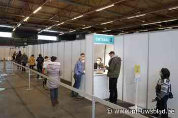 Gratis openbaar vervoer en hulp voor mensen met beperking in vaccinatiecentrum Flanders Expo