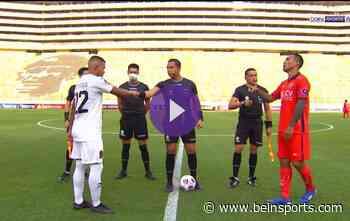 XI Inicial de Universidad César Vallejo vs Caracas FC - beIN SPORTS USA Español