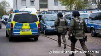 Polizei verhindert bevorstehende Bedrohung mittels Schusswaffe in Dillingen-Diefflen - Blaulichtreport-Saarland