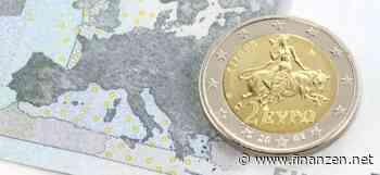 Wieso der Euro sackt wieder unter 1,22 US-Dollar sackt - Renditeanstieg in USA belastet