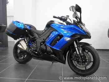 Kawasaki Z 1000 SX 2016 à 6790€ sur CHALON SUR SAONE - Occasion - Motoplanete