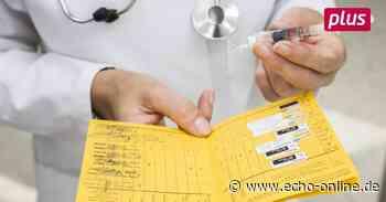 Zweites Impfzentrum in Darmstadt startet am Wochenende - Echo Online