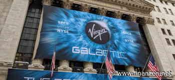 Virgin Galactic-Aktie nachbörslich weit abgeschlagen: Virgin Galactic mit Zahlen weit unter den Erwartungen