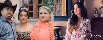De quinceañera a alcaldesa, va Ruby por presidencia de Charcas - Código San Luis