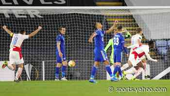 Europa League: Leicester stunned at home, Man Utd through