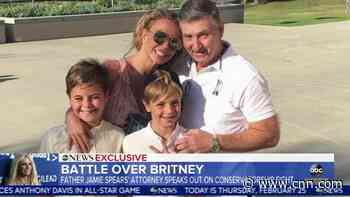 Dad's lawyer speaks out on Britney Spears' conservatorship