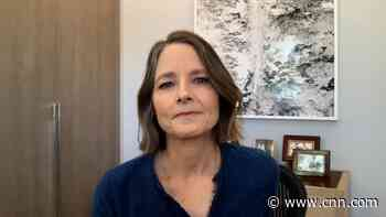 Jodie Foster speaks to Amanpour about sexism in Hollywood
