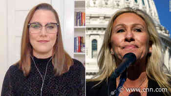 'Another pathetic stunt': SE Cupp calls out Marjorie Taylor Greene