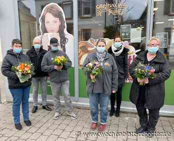 10 Jahre CAP-Markt in Herxheim: Lebenshilfe Südliche Weinstraße ehrt Mitarbeiter der ersten Stunde: Wichtige Stützen des Teams - Herxheim - Wochenblatt-Reporter