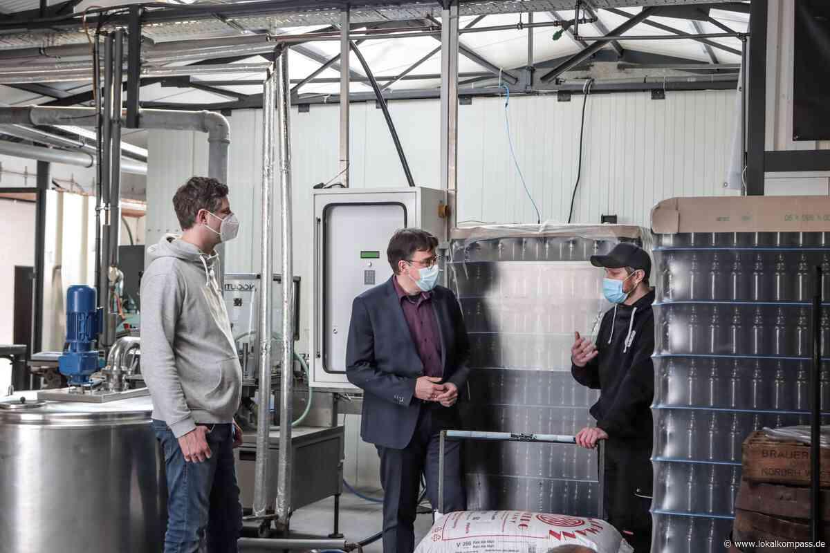 """Erstattung der Biersteuer: """"Regionale Brauereien in der Krise unterstützen!"""" - Lokalkompass.de"""