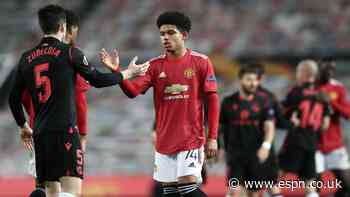 Man United in UEL last 16 following stalemate