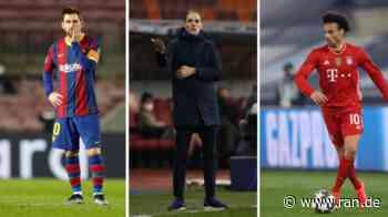 Champions League - Champions League: Die Lehren aus den Achtelfinal-Hinspielen - RAN