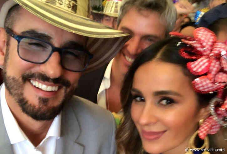 [Video] Miguel Varoni y Catherine Siachoque le dieron el último adiós a su mascota - RCN Radio