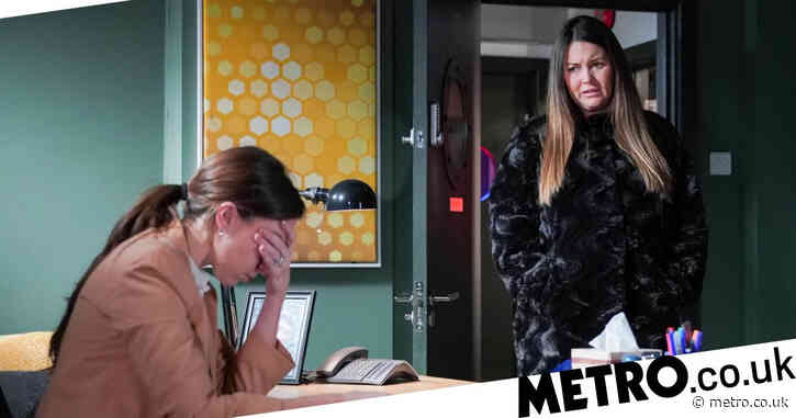 EastEnders spoilers: Ruby Allen rushed to hospital after violent fight with Stacey Slater