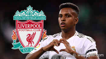 Transfer news and rumours LIVE: Klopp wants Liverpool to move for Real Madrid starlet Rodrygo