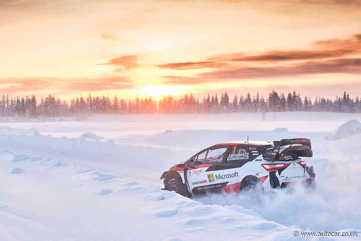 Opinion: Lapland's Arctic Rally could be a WRC season highlight