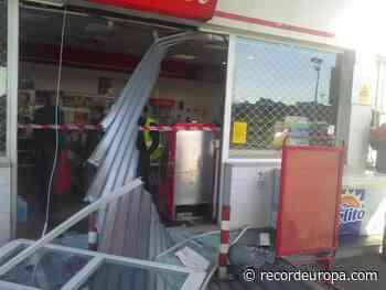 Bomba de combustível assaltada em Vila do Conde - Record TV Europa