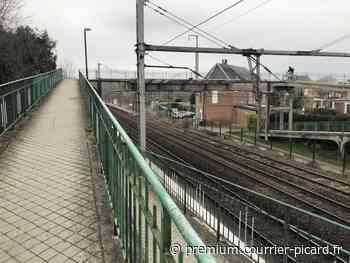 Priorité à la passerelle de la gare de Corbie - Courrier picard