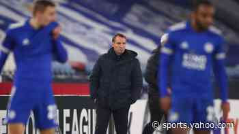 """Rodgers takes blame for Leicester loss: 'No excuses. The best team won""""'"""