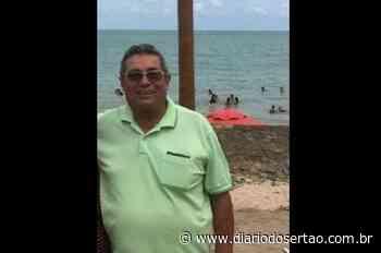 Morre no Hospital Regional de Cajazeiras, vítima da Covid-19, o empresário Gonçalo Pinheiro - Diário do Sertão