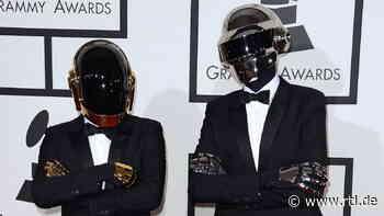 Daft Punk geben Trennung bekannt: So reagieren Pharrell Williams & Co. - RTL Online