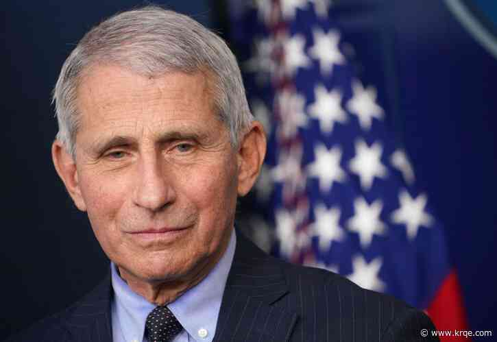 Fauci: Whatever vaccine is available, take it