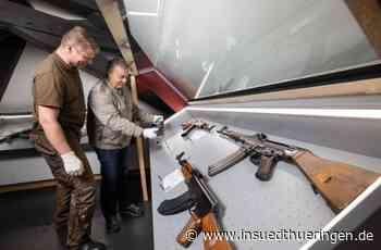 Schusswaffen-Statistik: Waffenstadt Suhl im Osten spitze - inSüdthüringen