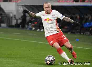 Angelino soars at title-chasing Leipzig after struggling under Guardiola