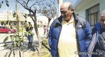 Tacna: capturan a Luis Cerrato por caso Los Saqueadores de Ilabaya - LaRepública.pe