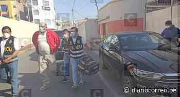 """Capturan a exalcalde de Ilabaya Luis Cerrato tras revocarse su comparecencia por caso """"Los Saqueadores"""" - Diario Correo"""