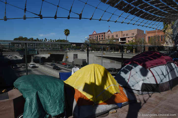 Hollywood Groups To Hold Their Own Homeless Count