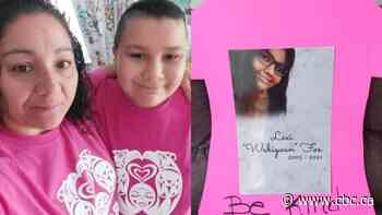 Pink Shirt Day: Kahnawake participates in anti-bullying campaign in memory of teenage girl - CBC.ca