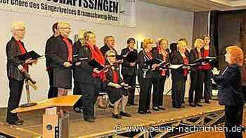 Frauenchor Vechelde löst sich kurz vor 100. Geburtstag auf - Peiner Nachrichten