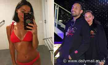Nick Kyrgios' girlfriend posts another rant online as bizarre relationship takes yet another turn
