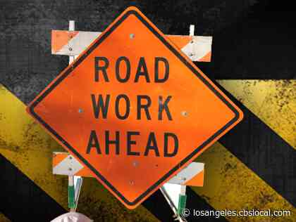 Stretch Of 5 Freeway In Norwalk Area To Close During Construction