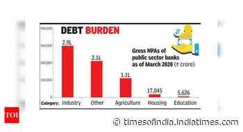 Pvt asset rejig cos need cash to boost bad loans biz
